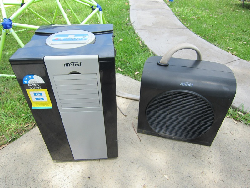 mistral portable air conditioner manual